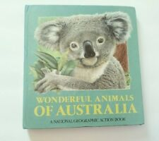 Pop-Up National Geographic Action Book: Wonderful Animals of Australia