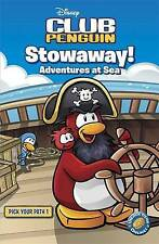 Club Penguin Pick Your Path 1: Stowaway! Adventures at Sea, Sunbird, New Book