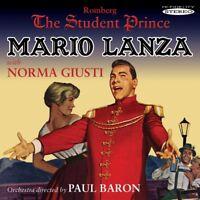 Lanza Mario / Norma Giusti - Student Prince The New CD