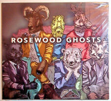 ROSEWOOD GHOSTS FACTORY SEALED 2010 DEBUT CD - INDIE POST CLASSIC ROCK BAND