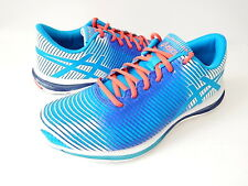 NWB ASICS Women's GEL-Super J33 Running Shoe Size 8 M (US) Blue /White/ Blue