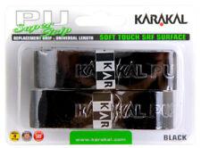 Karakal PU Super Replacement Grip - 2 Grips Ka670 Black