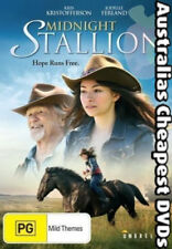 Midnight Stallion DVD NEW, FREE POSTAGE WITHIN AUSTRALIA REGION 4