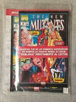 New Mutants 98 & two Deadpool books - Mexican Foiled Editions - New Sealed