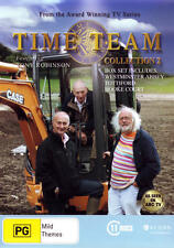 TIME TEAM : COLLECTION Volume 2 (11 disc)  -  DVD - REGION 4 - SEALED