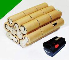 tauschpack para Hilti B36-2.4 Pila 36V NiCd con Sanyo celdas 2,4Ah 2400mAh