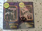 MIDNIGHT MADNESS Elvira COORS Promo 94 VHS Crawling Hand Eegah Horror Lot