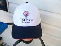 supporters hat by holden racing team scramble