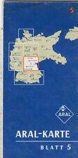 ANTICO ARAL CARTINA GEOGRAFICA - Mappa 5 (aral187)
