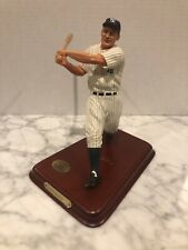 2002 Danbury Mint Lou Gehrig All Star Figurines Baseball Ny Yankee #4 Display