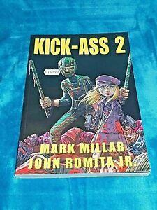 Kick-Ass 2 , Paperback, Good Condition, Mark Millar, John Romita