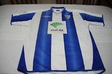Camiseta OFICIAL VINTAGE MALAGA C.F MATCH WORN Nº 7 ALBERTO MARCA UMBRO TALLA L