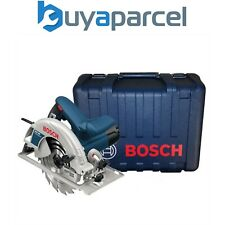 "Bosch GKS190 240v Circular Saw 190mm 7"" Hand Held Circ Saw Includes Blade + Case"