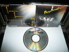 HK POP BEYOND 真的見証 1989 T113 01 透明圈版 CD PAUL WONG