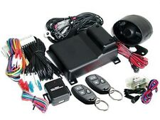 Mongoose Car Alarm M80G + Built in Turbo Timer Immobiliser Insurance Approved