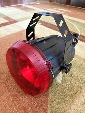 Chauvet Techno Strobe 2000 Super Bright 75W Xenon DJ Strobe Light -- Red