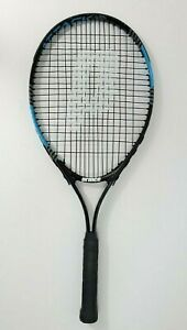 """Prince Attack 25"""" Junior Tennis Racquet - Blue And Black"""