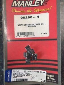 Manley 99296-4 Valve Keys Harley Davidson 18229-83 Evolution (all)    'J'