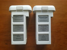 Two DJI Phantom 3 Intelligent Flight Batteries - Not Working, For Parts Only