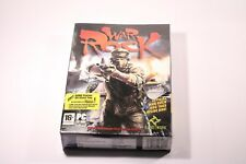 War Rock (PC CD-ROM): war Rock mit Minimi Maschinengewehr ACC NEU