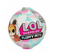 LOL Surprise! Winter Disco Series FLUFFY PETS Ball