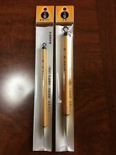 Daiso Japan   Japanese Calligraphy   Writing brushes   Large and small set   F/S