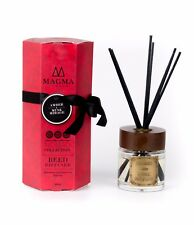 Magma London - Amber & Musk Mirage - Luxury Reed Diffuser - 100 ml Deluxe Box