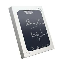 More details for scotland shirt signed by denis law, bobby lennox and jim mccalliog in gift box