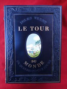 Le tour du monde en 80 jours Jules VERNE illustré LEMARIE 2/2 N° SUITE CADRAN 12