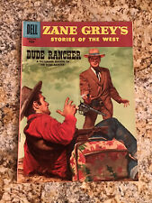 Zane Grey's Stories of the West #30 (June - August 1956, Dell)