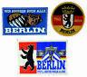 verschiedene Aufnäher / Patch - Berlin ideal für Kutte, Sammler, Fans, fun