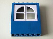 LEGO 6236c01 @@ Window 2 x 6 x 6 Freestyle with White Window 1 x 3 x 4 Panes