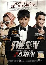 THE SPY: UNDERCOVER OPERATION 스파이 KOREAN MOVIE DVD NTSC 0Region Exc ENG SUB