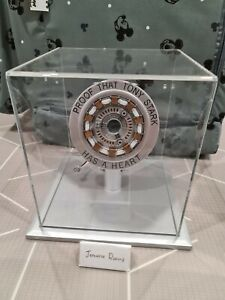 KING ARTS MPS031 MARVEL IRON MAN MKII DIECAST ARC REACTOR 1/1 SCALE PROP REPLICA