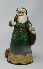 "Jim Shore Heartwood Creek by Enesco Titled "" Irish Traditions"" 2011 #4022923"