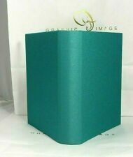 Graphic Image Photo Album Medium 3-Ring Binder Clear Pockets 4x6 Seafoam Fabric