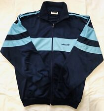 Adidas Felpa Tuta Jacket Vintage Anni 90 Taglia M/L D4 F168