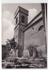 MOMIGNO (Pistoia) cartolina fg d'epoca La Chiesa Ed. Milani