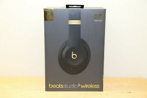 Beats Dr. Dre Studio 3 Wireless Kopfhörer Beats Skyline Collection schwarz W.NEU