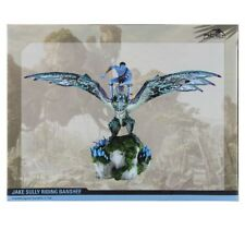 Disney Pandora Jake Sully Avatar Riding Banshee Large Figurine Statue