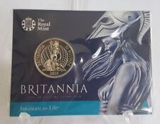 Britannia 2015 Silver £50 Coin - Royal Mint - Sealed Pack