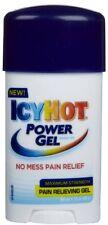 3 Pack Icy Hot Power Gel Pain Reliever Gel Maximum Strength 1.75 Oz Each