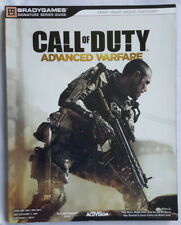 BRADY GAMES SIGNATURE SERIES GUIDE - CALL OF DUTY ADVANCED WARFARE.
