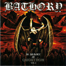 Bathory - In Memory of Quorthon Vol. 1 CD - SEALED -  Black Viking Metal Album