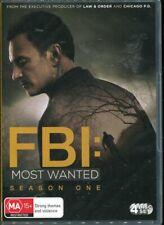 FBI Most Wanted Season One 1 DVD Region 4