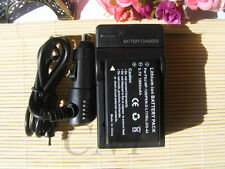 Battery+Charger  For PENTAX D-LI7 Fuji NP-120 Optio 450 550 555 750 750Z MX MX4