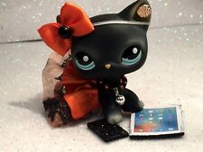 Littlest Pet Shop Clothes LPS Accessories Custom Outfit Halloween Bat NO CAT/DOG