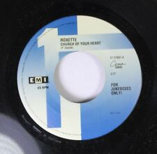 Rock 45 Roxette - Church Of Your Heart / I Call Your Name On Emi
