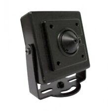 QUAD-BRID (AHD HD-TVI HD-CVI 960H) 1080p INDOOR COVERT HIDDEN MINI CAMERA 2.4