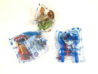 Mcdonalds Toy Story 4 & Lion King Lot of 3 NEW Duke Caboom, Jessie, Simba